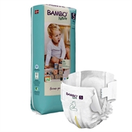 Bambo Nature 5 Junior 12-22 kg 54 stk.