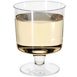 plastik vinglas kvickly