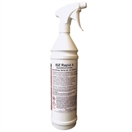 Overfladedesinfektion 6x1 liter Rapid A 84% med spray