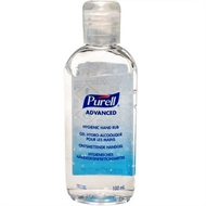 Purell GEL Hånddesinfektion Advanced Lommeformat 24x100 ml