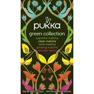 Pukka The Green Collection 5 varianter