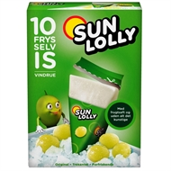 Is Sun Lolly Vindrue 8 stk