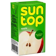 Juice Suntop Æble 27x250 ml.