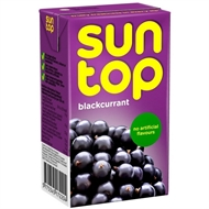 Juice Suntop Solbær 27x250 ml.