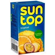 Juice Suntop Tropical 27x250ml