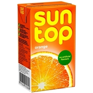 Juice Suntop Appelsin 27x250ml